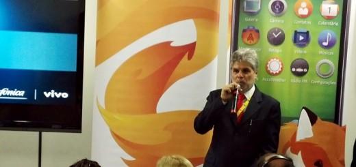 Antonio Carlos Valente, presidente da Telefônica Vivo. Imagem: Lucas Ledesma, TeleSemana.com / Antonio Carlos Valente, presidente de Telefônica Vivo. Imagen: Lucas Ledesma, TeleSemana.com.