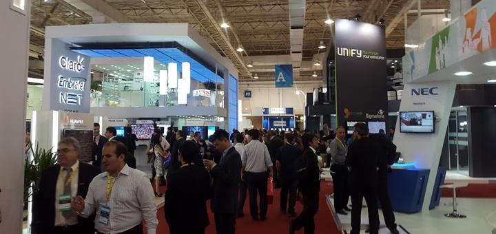 Futurecom 2014. Imagen: Leticia Pautasio/ TeleSemana.com