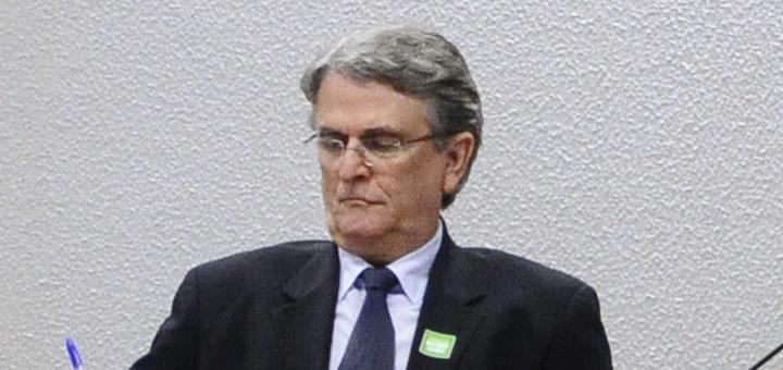 Oscar Simões. Imagen: Senado Federal/Flickr