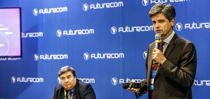 Conferencia de prensa de Sigfox. Imagen: Futurecom