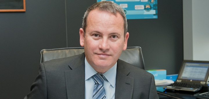 Eduardo Navarro de Carvalho. Imagen: Telefónica.