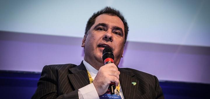 Marco Schroeder, presidente de Oi. Imagen: Futurecom