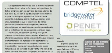 Políticas de control en redes de banda ancha móviles