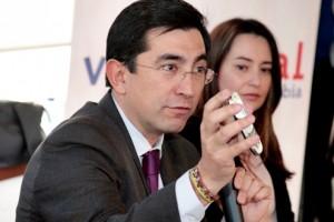 Ministro Diego Molano Vega. Imagen: Mintic