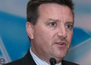 Declan Byrne, presidente del WiMAX Forum