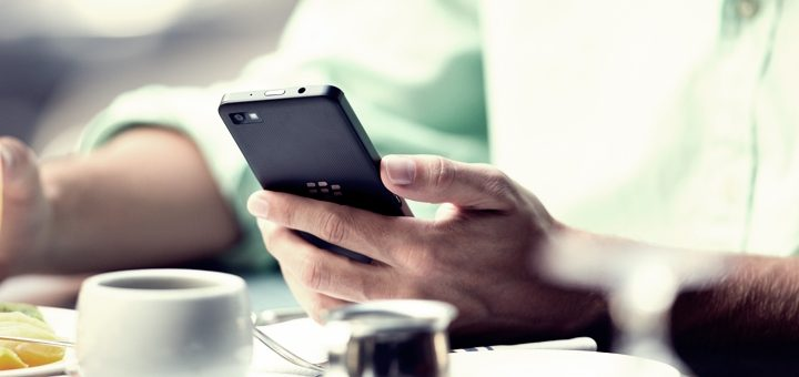 BlackBerry se asocia con Foxconn por cinco años