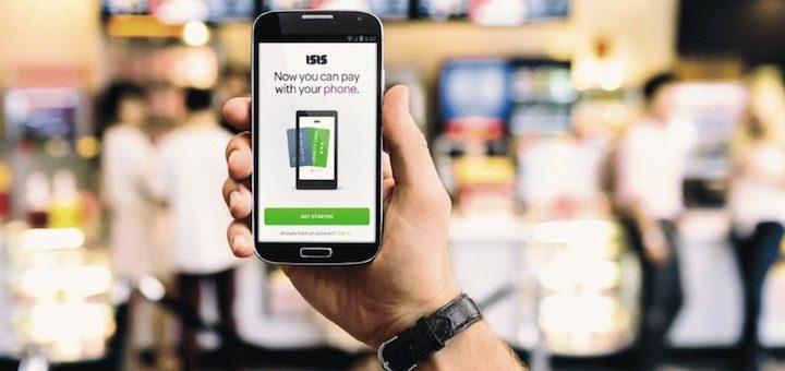 Operadores estadounidenses se unen a Google para impulsar pagos móviles a través de NFC