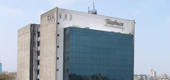 Oficinas de Telefónica en Perú. Imagen: Telefónica.