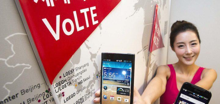 VoLTE: el mercado está dividido en tres capas