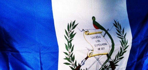 Bandera de Guatemala. Imagen: C. K. Hartman/Flickr.