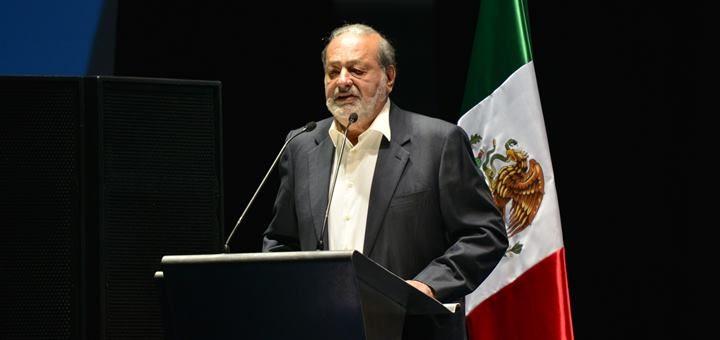 México: Slim dijo que América Móvil cumple las reglas; pidió normas claras para alcanzar el avance tecnológico