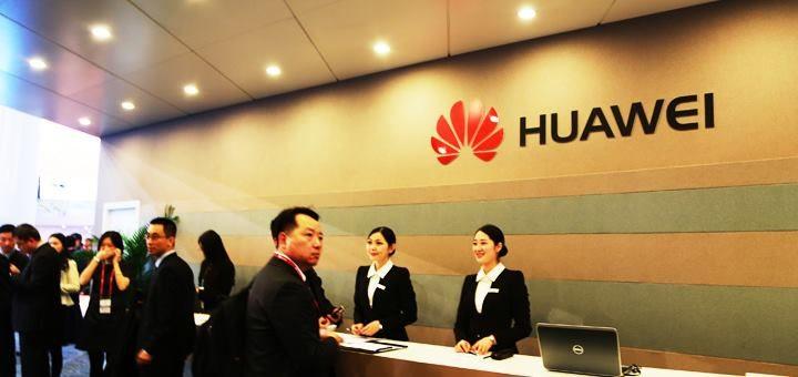 Huawei responde con crecimiento las acusaciones sobre sus espaldas