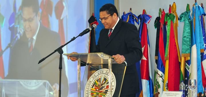 Gedeón Santos presidirá Citel; propone revisar legislación de espectro en América Latina