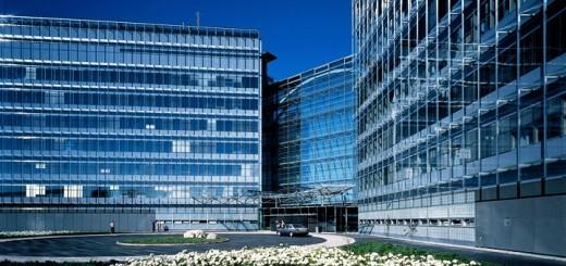 Oficinas centrales de Nokia en Espoo, Finlandia. Imagen: Nokia.