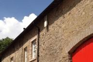 Celda pequeña de Vodafone en Halecat Barn, Witherslack, en Cumbria, noroeste de Inglaterra. Imagen: Vodafone.