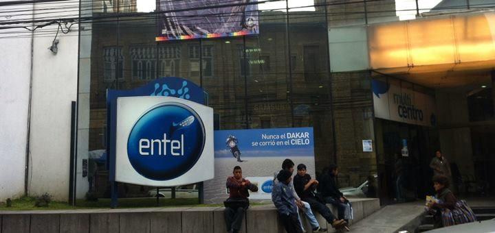 Entel lanzó DTH prepago en Bolivia