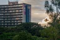 Instituto Costarricense de Electricidad (ICE), San José, parque metropolitano La Sabana. Imagen: Julio César Mesa/ Flickr