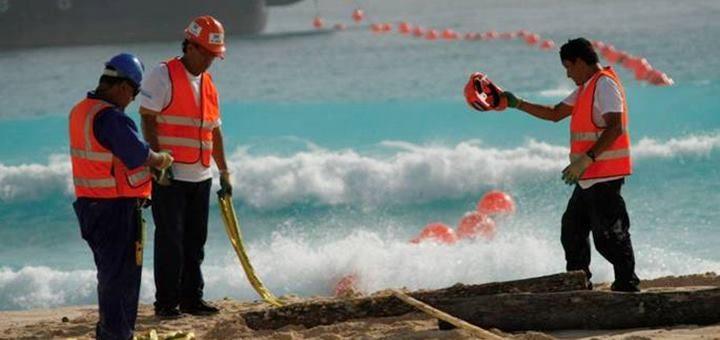 NEC y Google realizan pruebas de inteligencia artificial en cable submarino