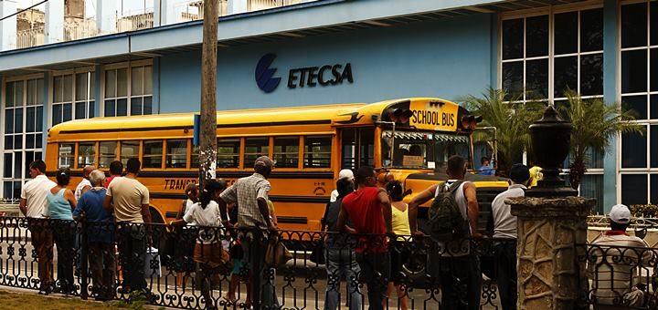 Habrá 100 espacios Wi-Fi en La Habana para el cierre de 2017