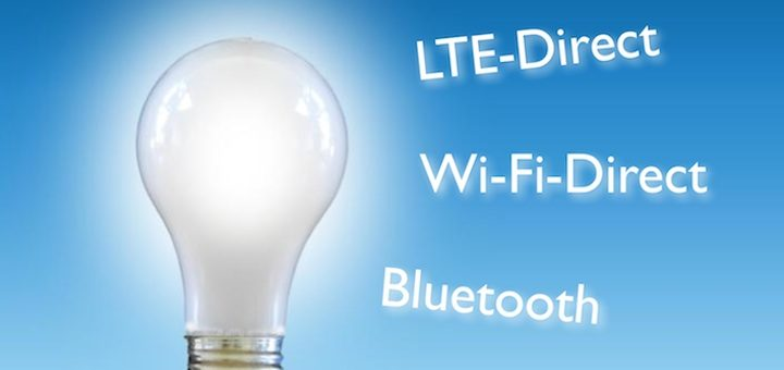 Qué hacer contra Wi-Fi Direct y Bluetooth, LTE Direct