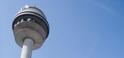 Torre de Telekom Austria. Imagen: Telekom Austria