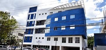 Edificio de Indotel. Imagen: Indotel.