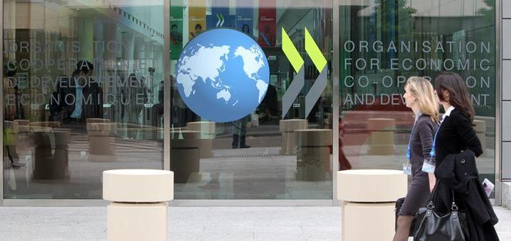 Sede central de la OCDE. Imagen: OCDE.