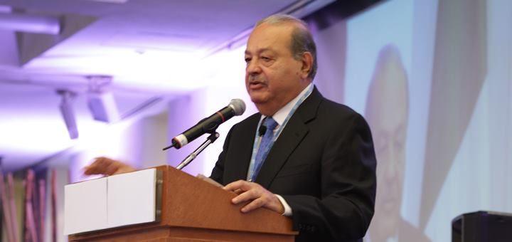 Carlos Slim. Imagen: UIT