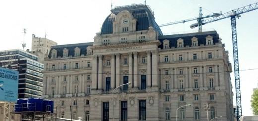 Edificio de la Secretaría de Comunicaciones (Secom). Imagen: Lucas Ledesma/TeleSemana.com.