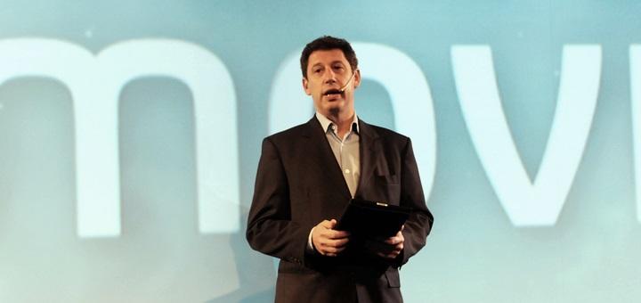 Marcelo Tarakdjian, director de Marketing de Movistar. Imagen: Movistar.