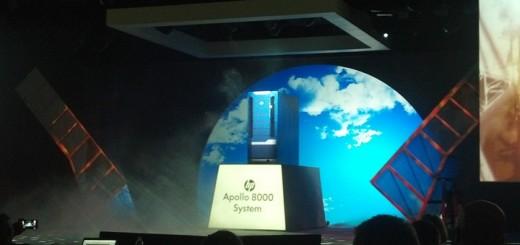Presentación de Apollo durante el HP Discover 2014. Imagen: Lucas Ledesma/TeleSemana.com.