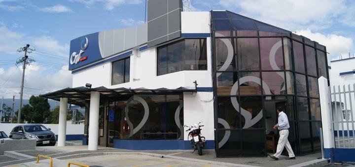 Agencia San Rafael, Valle de Los Chillos. Imagen: CNT