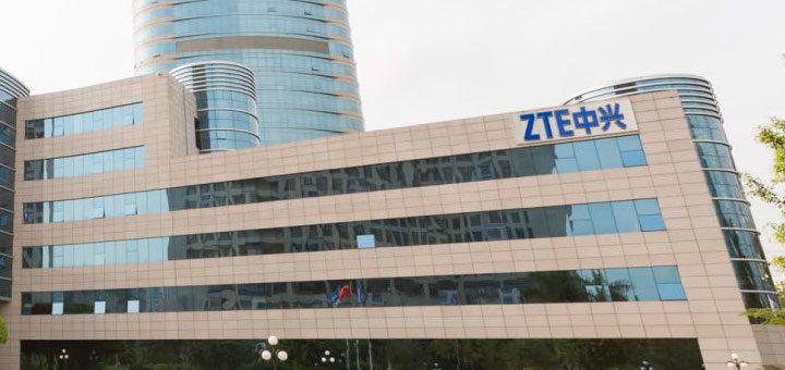 ZTE presenta una estación base pre5G con integración de BBUs y RRUs