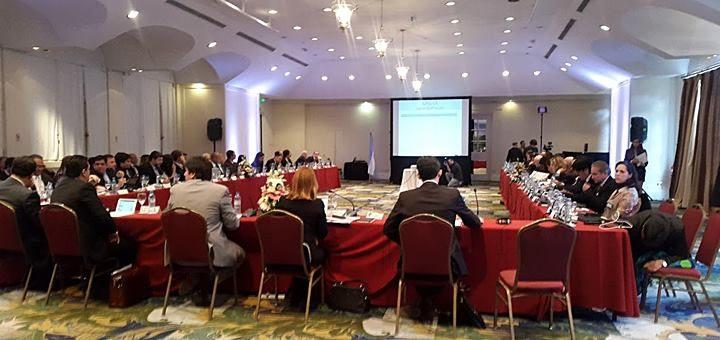 Cumbre Regulatel-Berec. Imagen: Leticia Pautasio/ TeleSemana.com