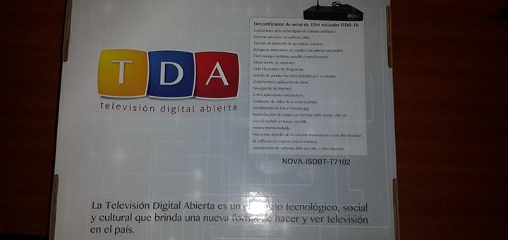 Decodificador de TDA