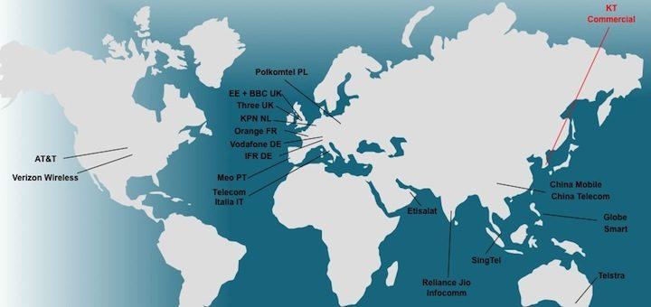 GSA: 19 operadores están probando la tecnología LTE eMBMS