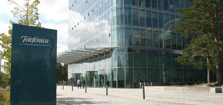 Sede central de Telefónica en München. Imagen: Telefónica Deutschland
