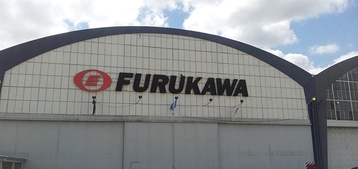 Fábrica de Furukawa en Argentina. Imagen: Leticia Pautasio/ TeleSemana.com