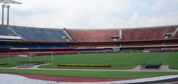 Estadio de San Pablo Fútbol Club. Imagen: yonolatengo/Flickr