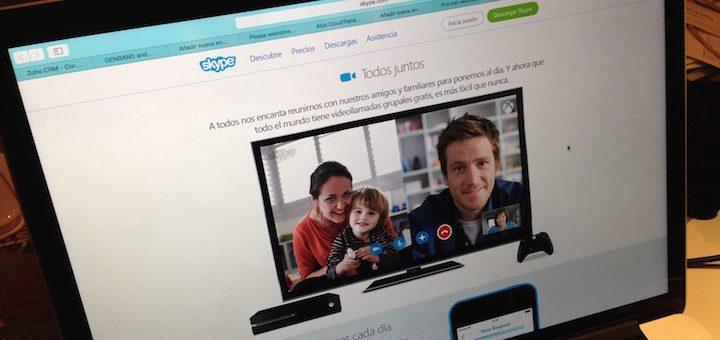 Skype prepara su lanzamiento WebRTC, los operadores deberían también estar preparando los suyos