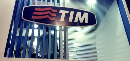 Booth de TIM en Futurecom 2014. Imagen: Leticia Pautasio/ TeleSemana.com