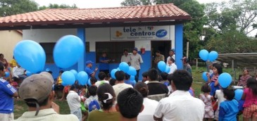 Bolivia: Entel invirtió US$ 21 millones en 64 telecentros para Beni