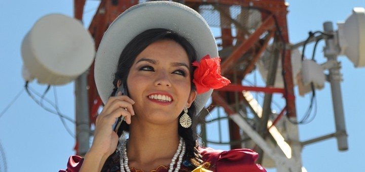 Entel Bolivia destina US$ 100 millones al despliegue de radiobases en La Paz