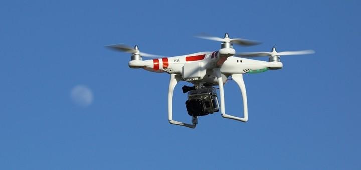 Envios de drones empresariales para IoT