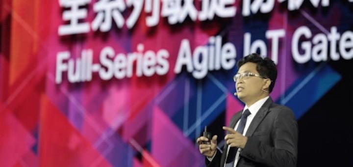 Li Xianyin, Gerente General de productos enterprise de Huawei. Imagen: Huawei