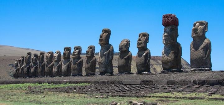 Isla de Pascua. Imagen: Carlos Reusser Monsalvez/ Flickr