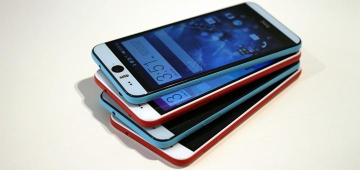 Venta anual de smartphones a nivel mundial por región