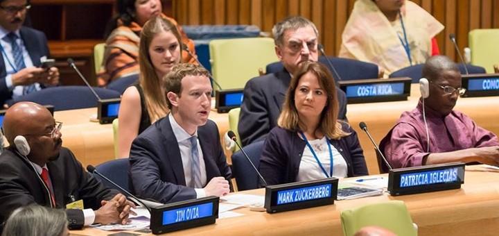 BT, Digicel, Ericsson y Facebook adhieren a la Declaración de Conectividad de Naciones Unidas