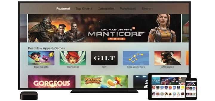 Apple refuerza su plataforma de TV con un nuevo sistema operativo