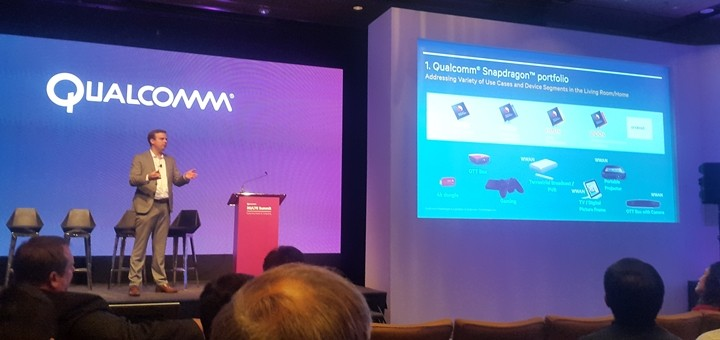 Qualcomm busca extender su ecosistema de Snapdragon al Internet de las Cosas